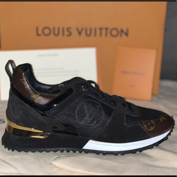 54352bf6 Women's Louis Vuitton Run Away Sneakers NWT